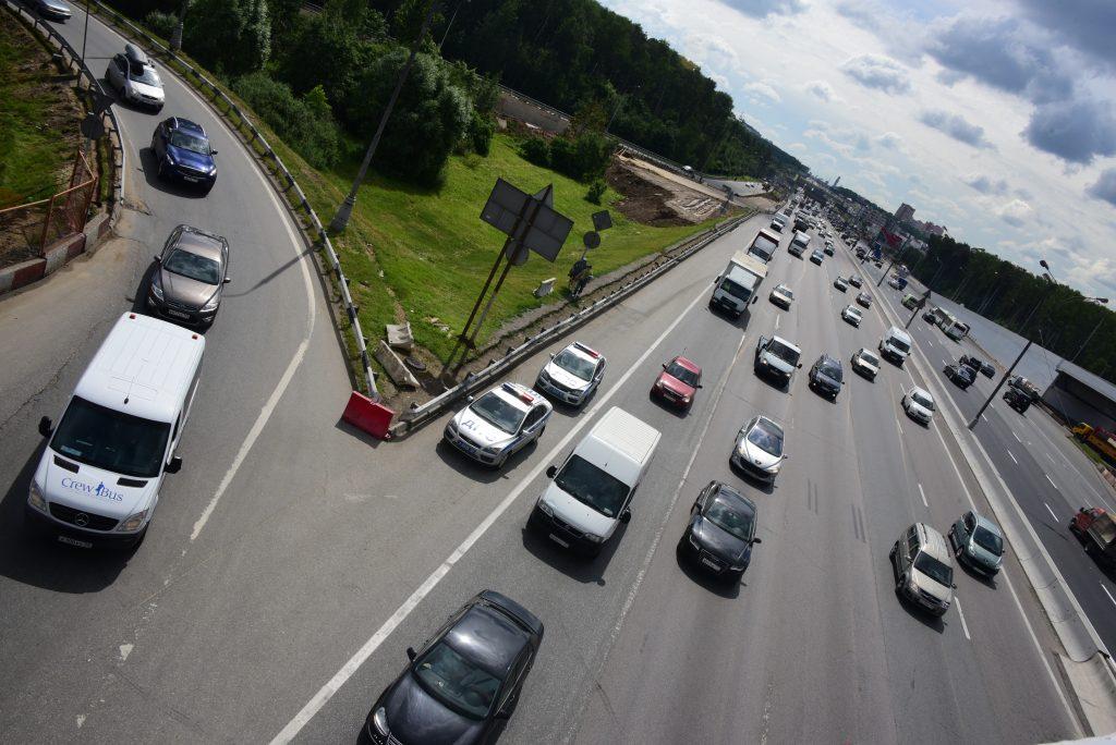 Департамент транспорта опроверг информацию о платном въезде в Москву