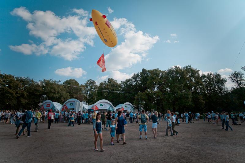 Крупнейший европейский фестиваль пройдет в Коломенском