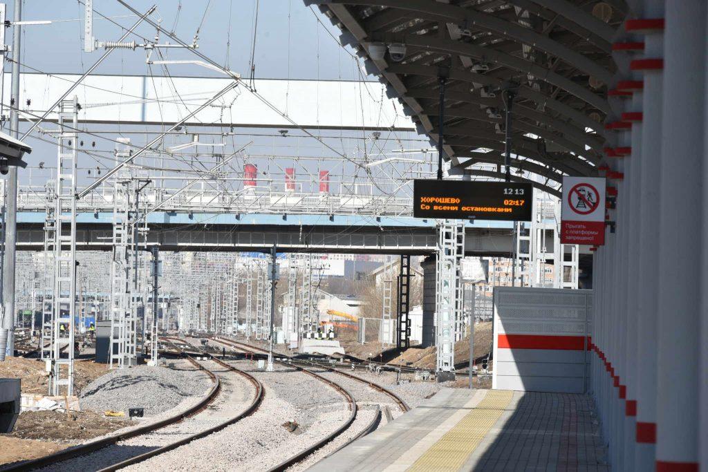 Московскую кольцевую железную дорогу официально обозначили вторым кольцом метро