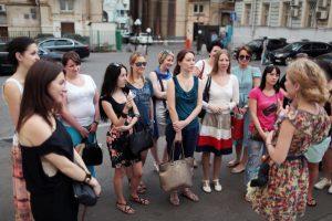 По району бывшей Симоновской слободы проведут экскурсию
