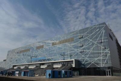 Ледовый Дворец ВТБ участвует в конкурсе