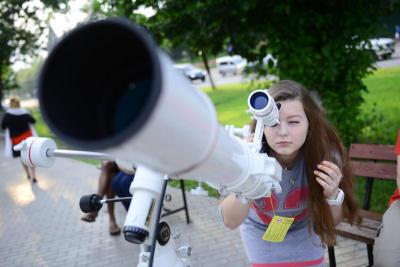 Понаблюдать за солнцем можно в Культурном центре ЗИЛ