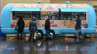 Четыре киоска закроют на территории Даниловского района