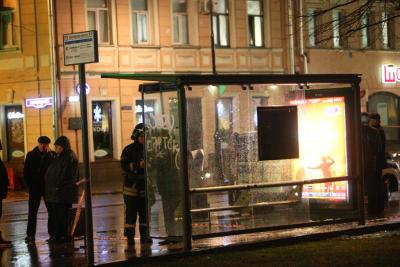 В районе Бирюлево Западное отремонтировали остановочные павильоны