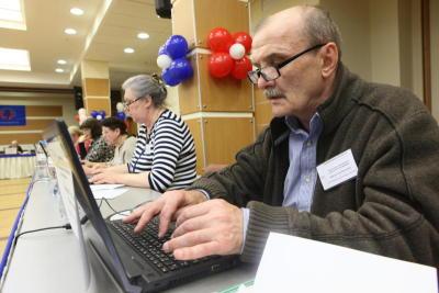 Пенсионеры из района Орехово-Борисово поучаствуют в компьютерном многоборье