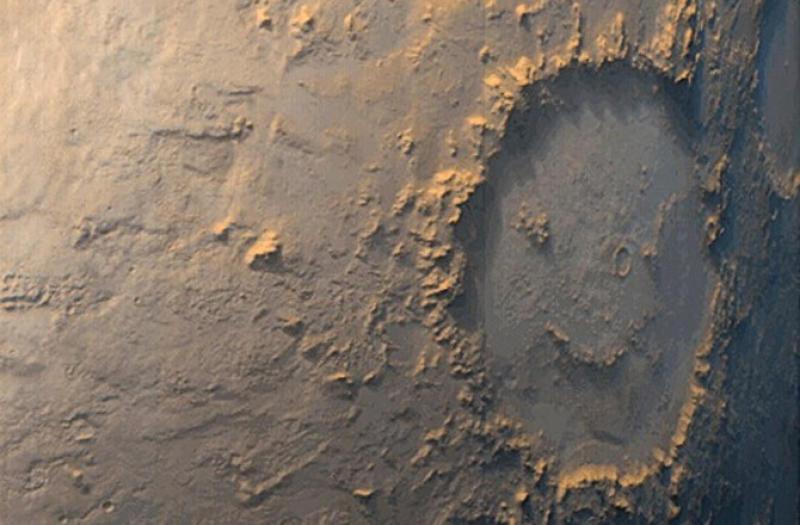 Сближение Марса с Землей зафиксировал житель Москворечья-Сабурова
