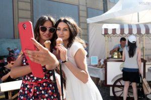 В Москве стартовал фестиваль мороженого