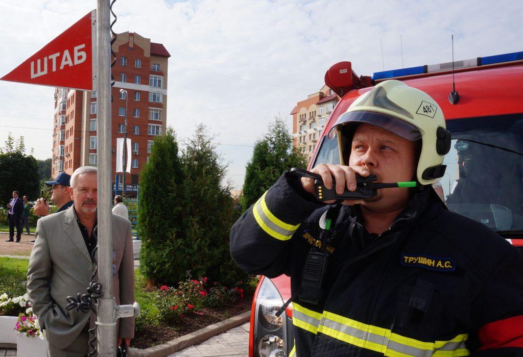 Полторы тысячи пожарных приведут в боевую готовность на выходные