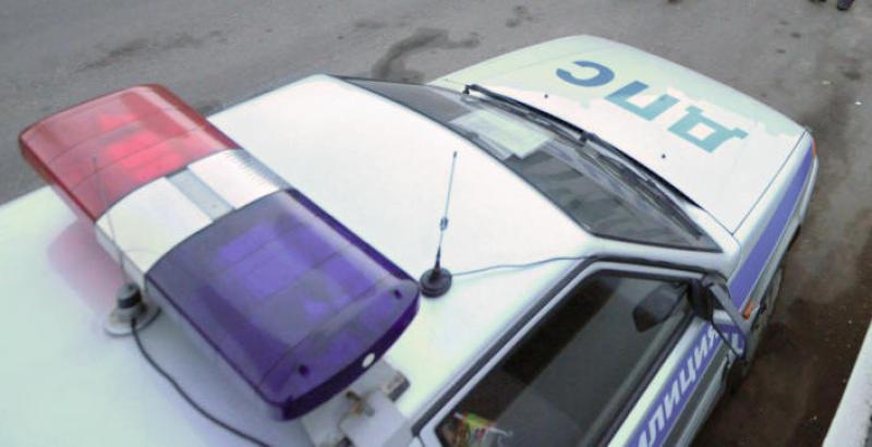 На северо-западе столицы произошло ДТП с участием мотоциклиста