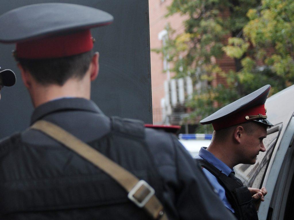 В Южном округе Москвы задержан подозреваемый в вандализме