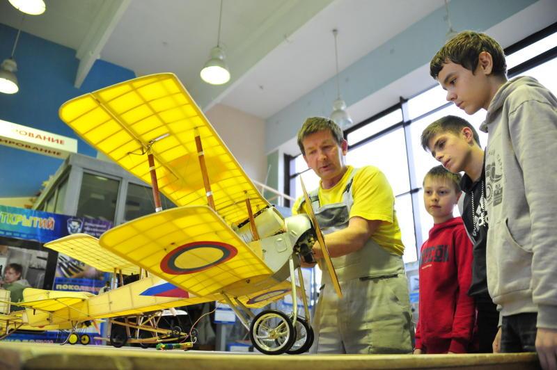 Авиамоторный клуб «Метеор» начал подготовку к региональным соревнованиям
