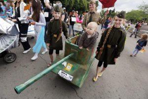 Жители Бирюлево Западное увидят необычный парад колясок