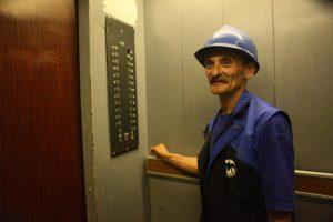В районе Чертаново Южное отремонтировали лифты