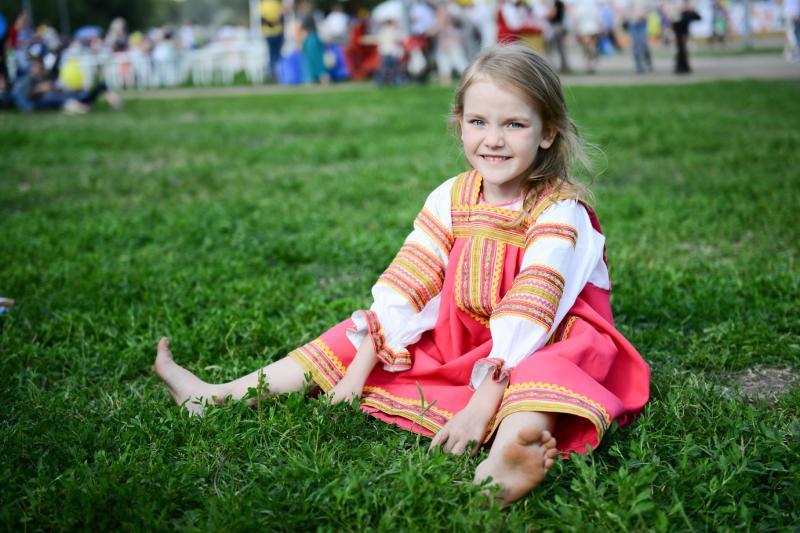 Фестиваль славянского искусства «Русское поле» пройдет в Царицынском парке