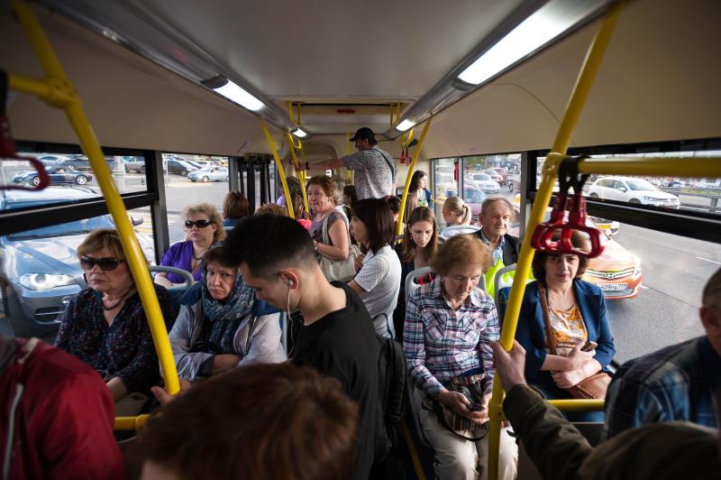 Троллейбусы заменили автобусами в Даниловском районе