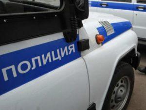 Полицейские УВД по ЮАО задержали подозреваемого в краже. Фото: архив