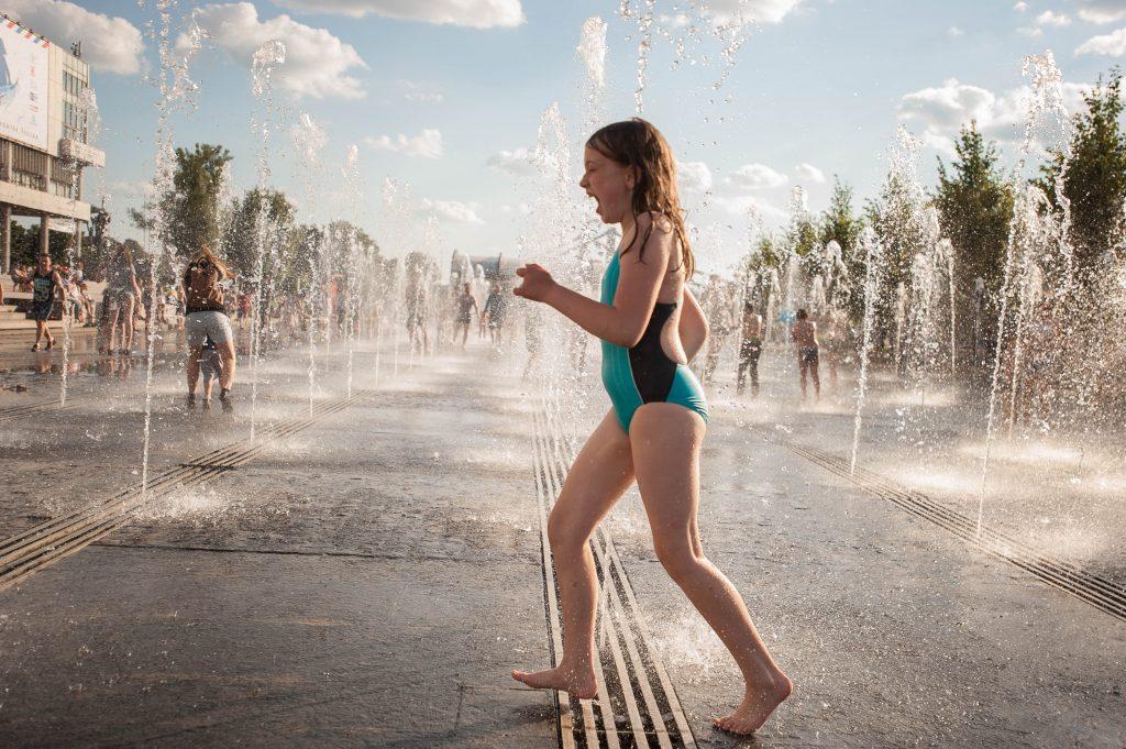 Совсем скоро жара снова порадует жителей и гостей Москвы