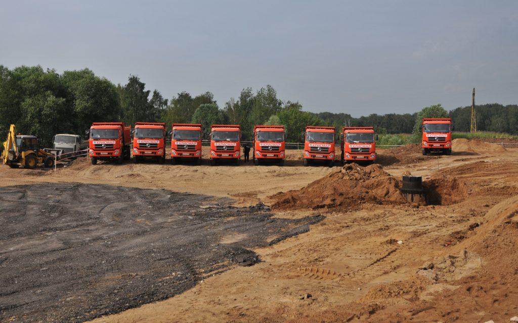Строительство паркинга в южном Чертанове прекратили по просьбе жителей