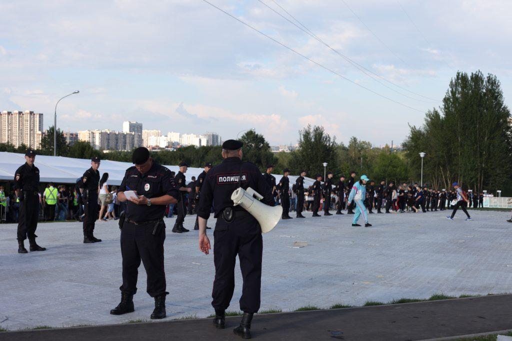 Сотрудниками полиции Чертаново Южное задержан подозреваемый в совершении кражи