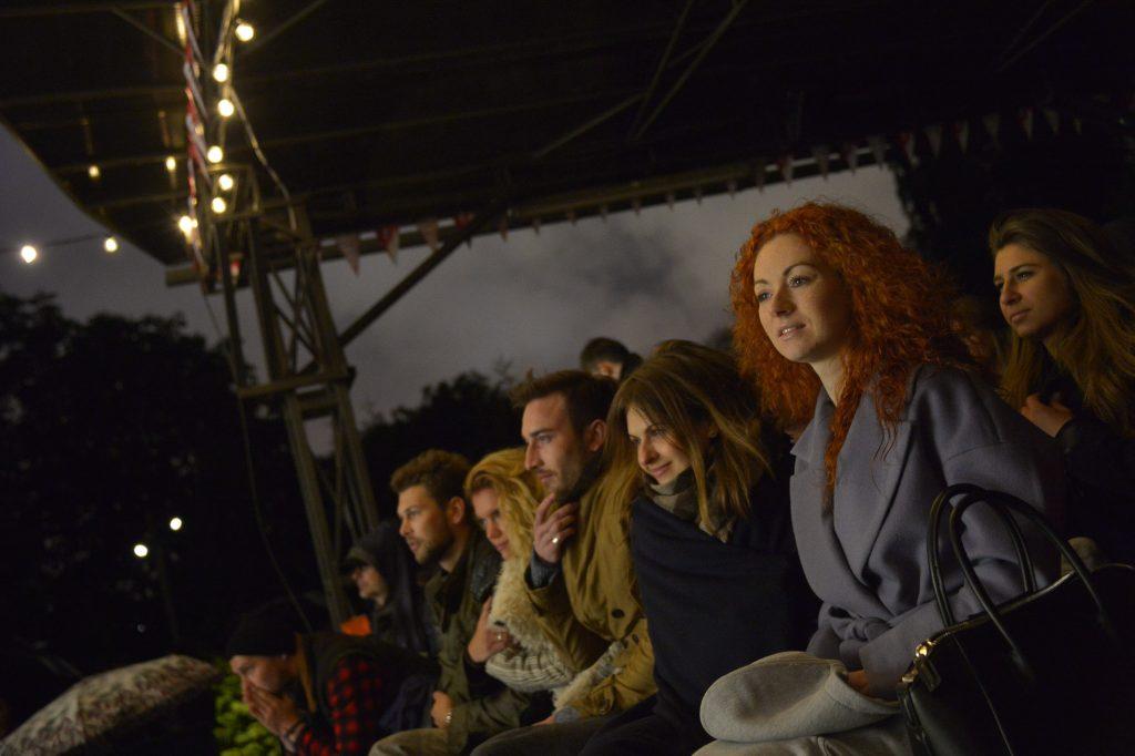 Москва приняла участие в акции «Ночь кино»