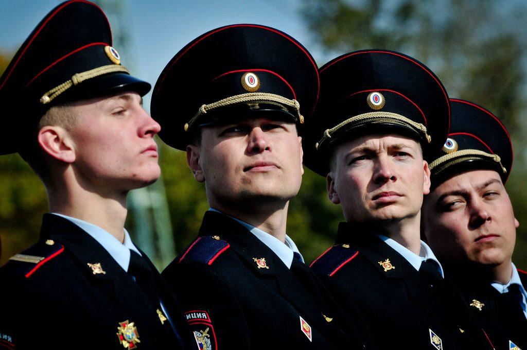 Пять тысяч полицейских обеспечат порядок в Москве на 1 сентября