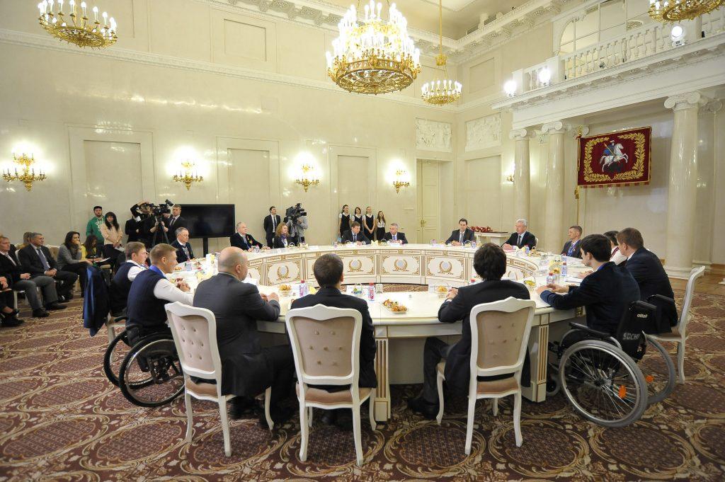 России запретили участвовать в Паралимпиаде-2016