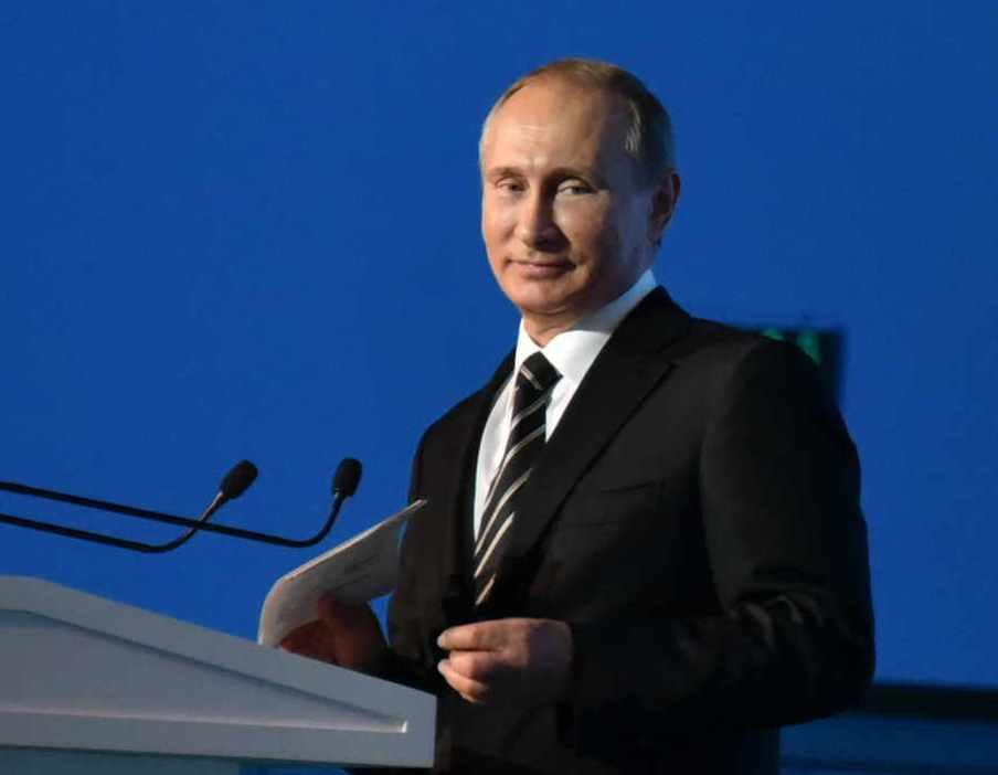 Владимир Путин наградит олимпийцев 25 августа