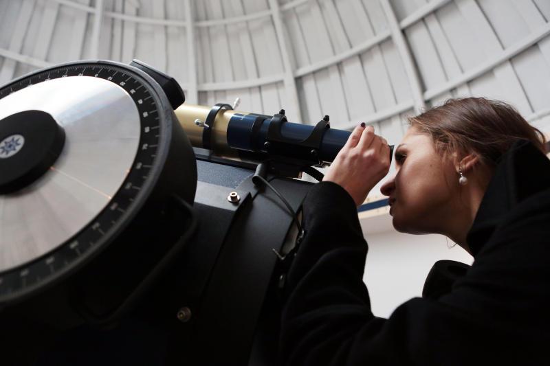 Москвичи смогут застать, как сблизятся и разойдутся Венера и Юпитер