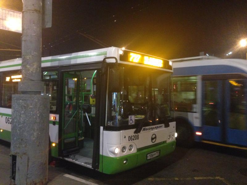 Автобусный маршрут №117 отменят с 27 августа