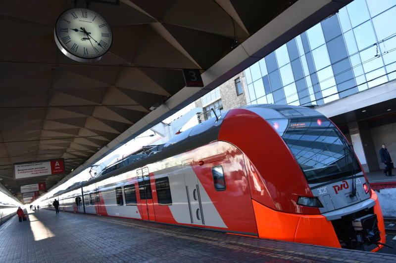 Экспрессы «Москва-Тула-Москва» будут останавливаться на платформе