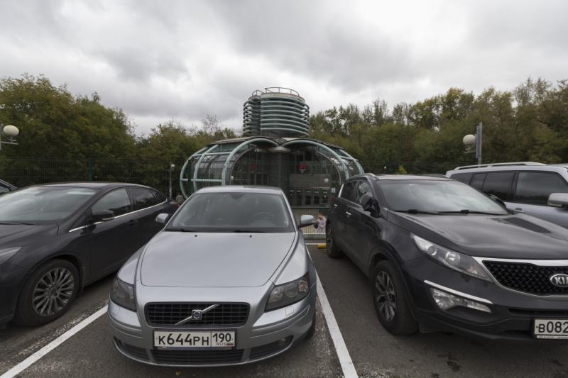 Шестиэтажный наземный паркинг возведут на улице Речников
