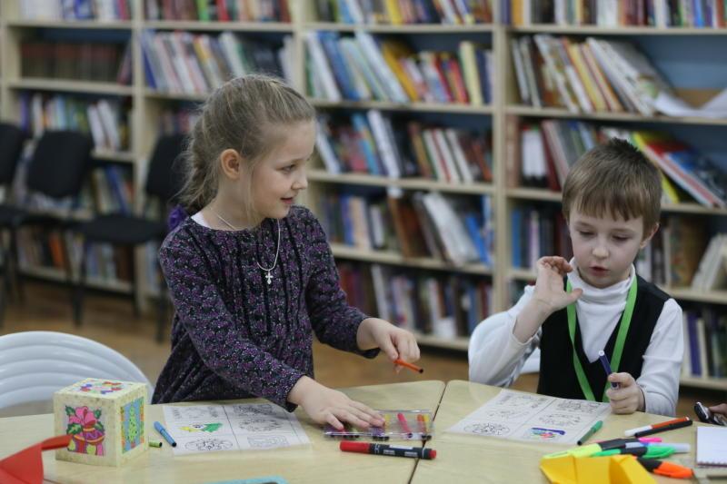 2500 школьников станут участниками акции «Первоклассный читатель»