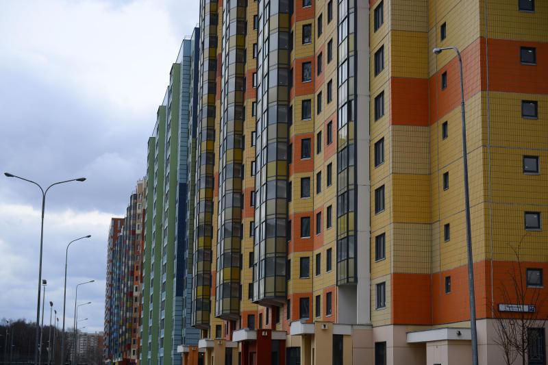 Фасады жилых домов восточного Бирюлева подготовят к зиме