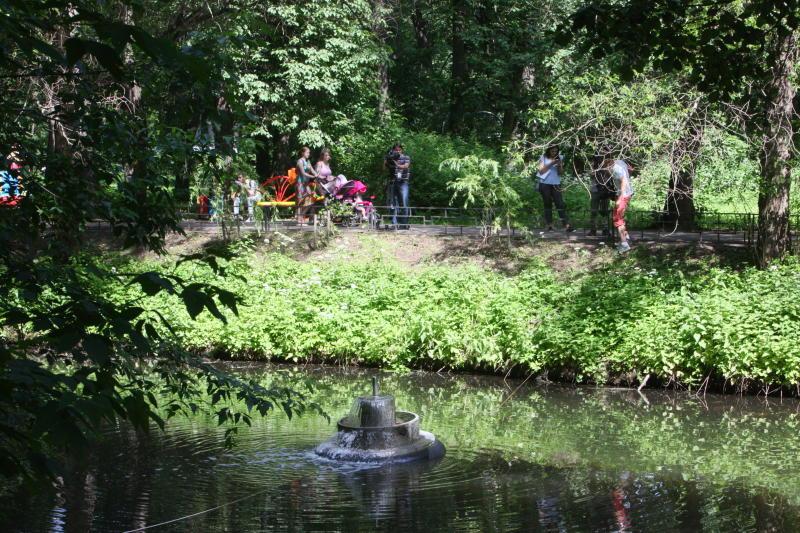 Пять прудов восстановят на территории Бирюлевского дендропарка