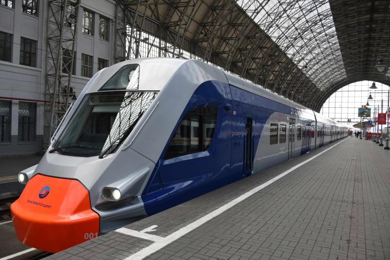 Три миллиона льготников получат право бесплатного проезда по Московскому центральному кольцу