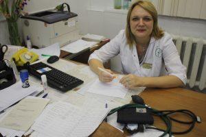 Ольга Грибанова, терапевт поликлиники №214