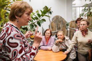 «День старшего поколения» проведут в Дарвиновском музее. Фото: пресс-служба Дарвиновского музея