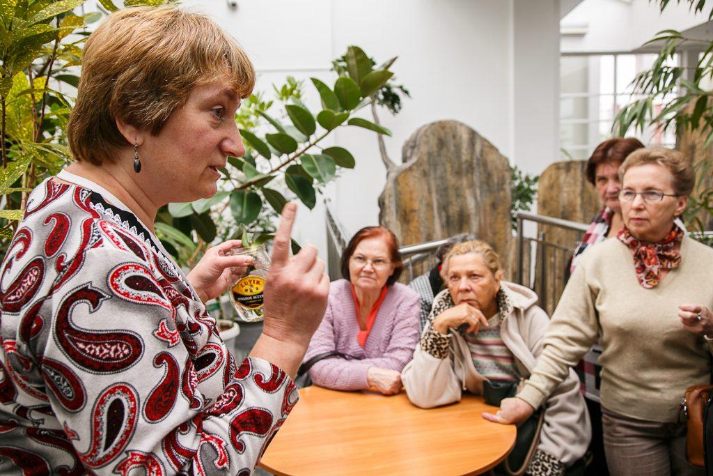 «День старшего поколения» проведут в Дарвиновском музее