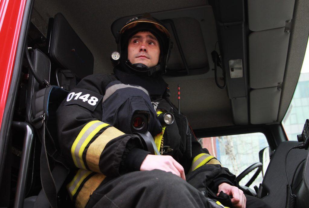 Жители Москвы смогут сообщить о пожаре при помощи СМС
