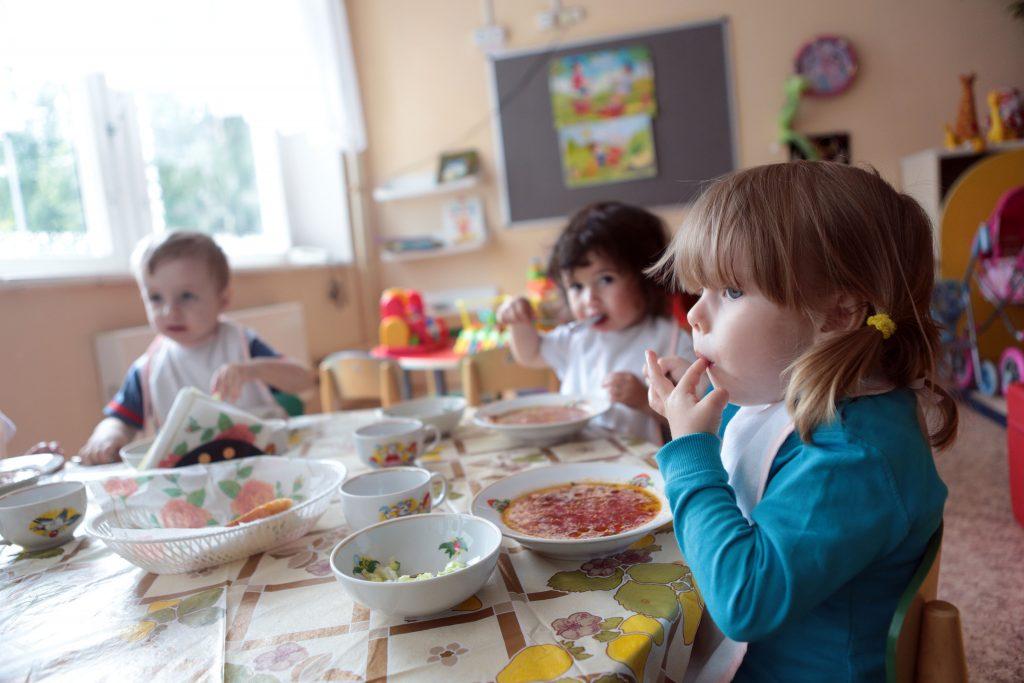 «Школа этикета» для детей открылась в Восточном Бирюлеве