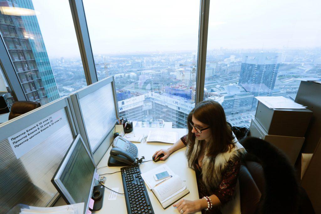 Современный бизнес-центр построят в Восточном Бирюлеве