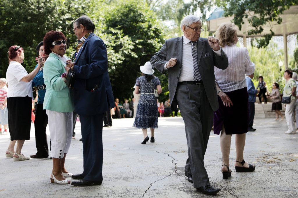 В Москве одиноким пенсионерам могут раздать браслеты с GPS