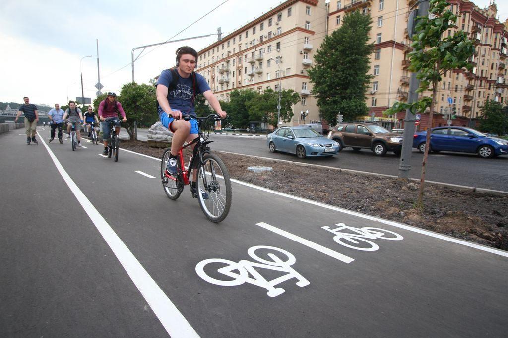 Велодорожку длиной более трех километров обустроят в