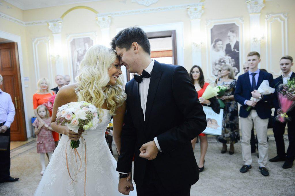 Шипиловский ЗАГС начал прием заявлений на регистрацию брака
