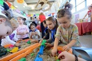 """Программа «Золотой ключик» поможет детям с нарушением внимания. Фото: """"Вечерняя Москва"""""""
