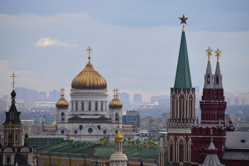 Англоязычный навигатор познакомит туристов с Москвой