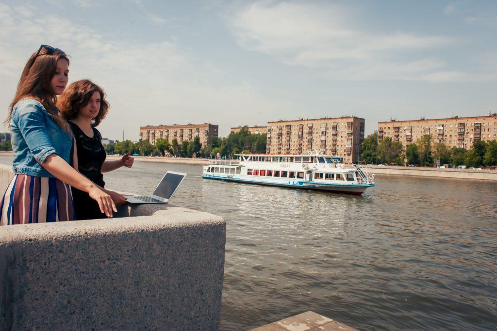 Бульвар и места для отдыха обустроят на Симоновской набережной
