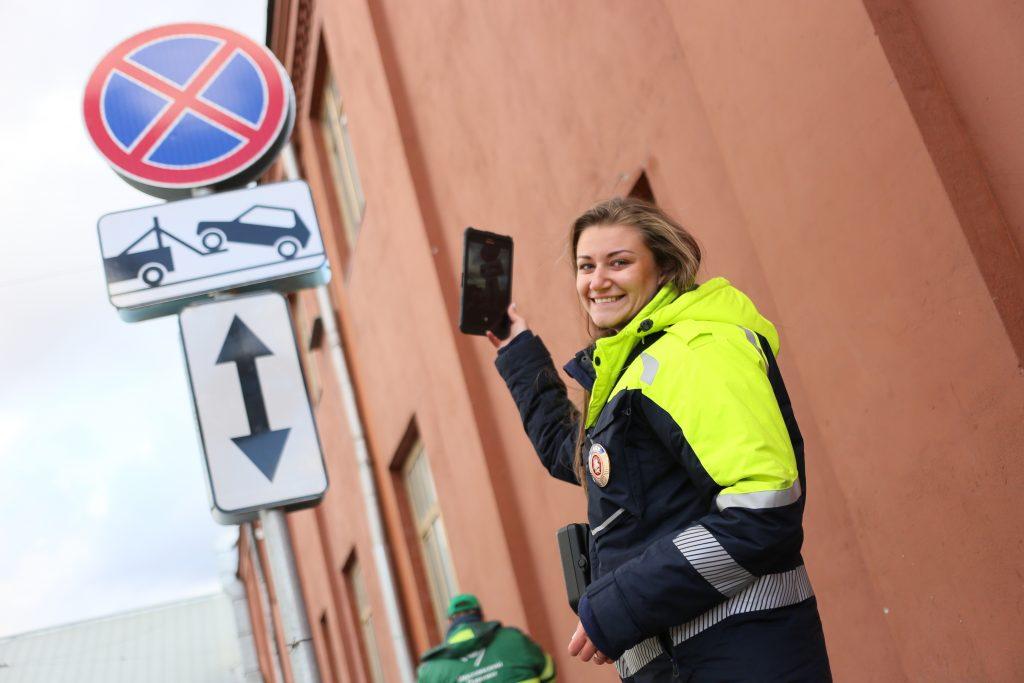 В Москве запустят систему обнаружения «групповых» нарушений правил парковки