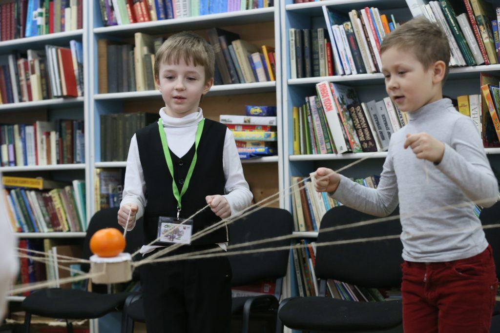 Экологические кружки для детей открылись в библиотеке № 138