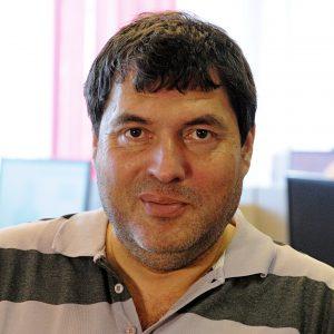 Обозреватель газеты «Южные горизонты» Александр Лосото